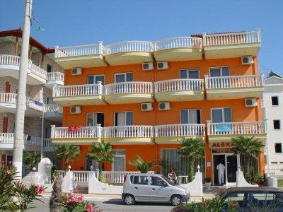 Hotel Alexander Appartments Paralia Katerini