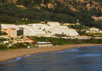 Hotel Aquis Pelekas Beach Pelekas Kontogialos