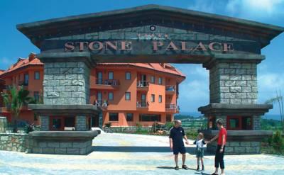 Hotel Stone Palace Side