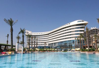 Hotel Concorde De Luxe Resort Kundu