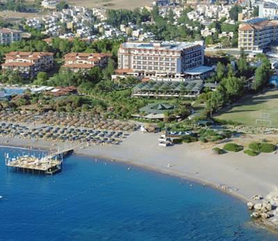 Hotel Justiniano Club Park Conti Alanya