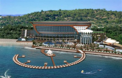 Hotel Granada Luxury Resort & Spa Alanya
