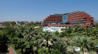 Hotel Delphin Deluxe Resort Alanya