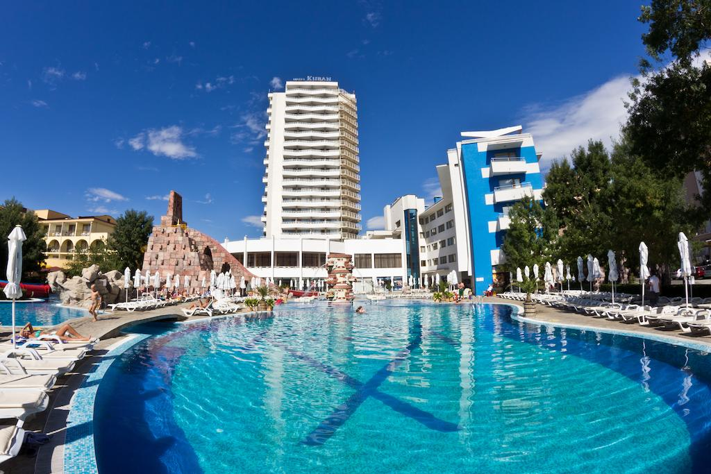 Hotel Kuban Sunny Beach