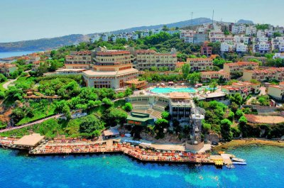 Hotel Green Beach Resort Bodrum