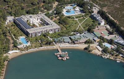 Hotel Crystal Green Bay Resort & Spa Bodrum