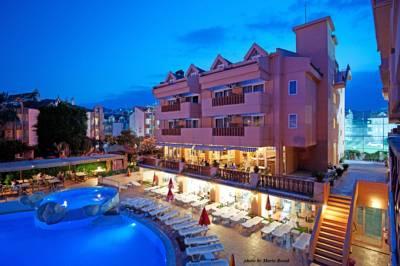 Hotel Begonville Marmaris