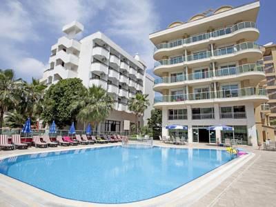 Hotel Alkan Marmaris