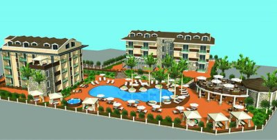 Hotel Mersoy Bella Vista Suites Marmaris