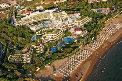 Hotel Crystal Sunrise Queen Luxury Resort & Spa Side