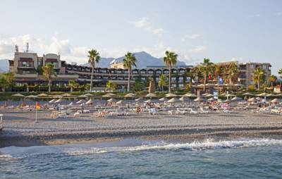 Hotel Asdem Beach Labada Kemer