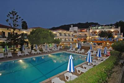 Hotel Contessa Argassi