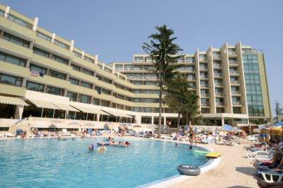 Hotel Edelweiss Nisipurile De Aur