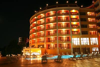 Hotel Central Nisipurile De Aur