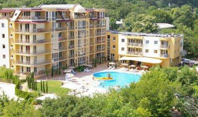 Hotel Joya Park Nisipurile De Aur