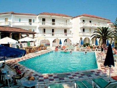 Hotel Jupiter Tsilivi