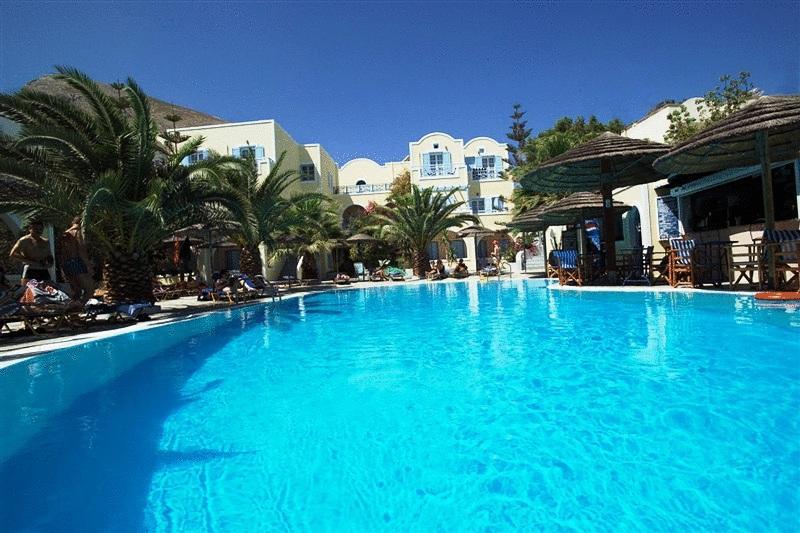 Hotel Zephyros Kamari