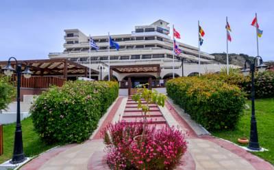 Hotel Smartline Cosmopolitan Ixia