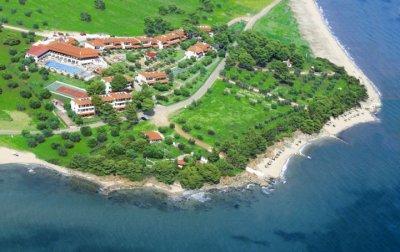 Hotel Blue Dolphin Sithonia / Halkidiki