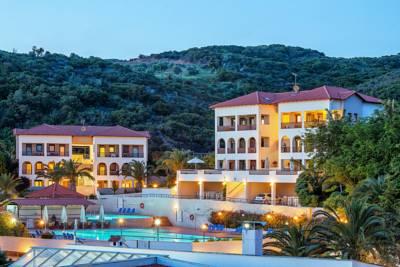 Hotel Theoxenia Ouranoupolis / Halkidiki