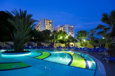 Hotel Fantasia De Luxe Kusadasi