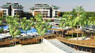 Hotel Sherwood Dreams Belek