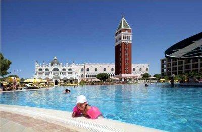 Hotel Venezia Palace Kundu
