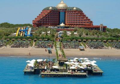 Hotel Delphin Palace Deluxe Lara