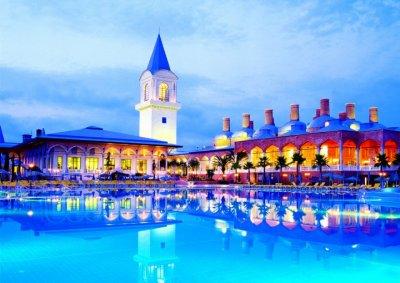 Hotel Topkapi Palace Lara