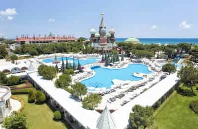 Hotel Wow Kremlin Palace Kundu