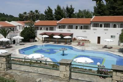 Hotel Macedonian Sun Kassandra / Halkidiki