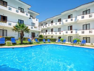 Hotel Dolphin Beach Kassandra / Halkidiki