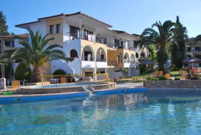 Hotel Chrousso Village Kassandra / Halkidiki