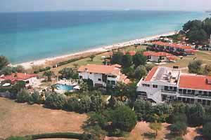 Villa George Hotel Apartments Kassandra / Halkidiki