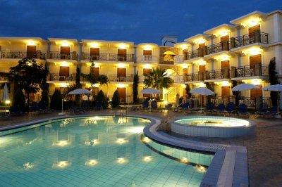 Hotel Plaza Pallas Tsilivi