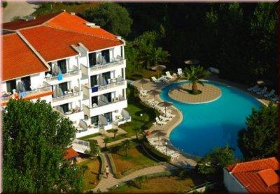 Hotel Ioannis Golden Beach Chryssi Akti