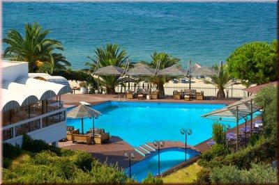 Hotel Kamari Beach Potos