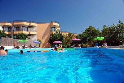 Hotel Alkionis Moraitika