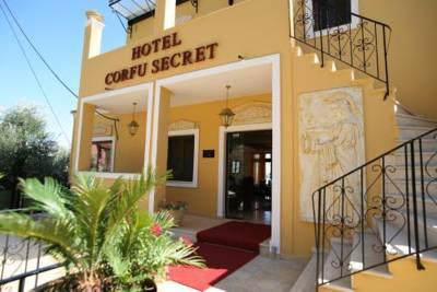 Hotel Corfu Secret Corfu