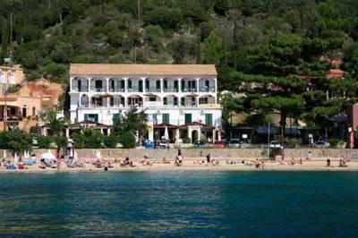 Hotel Apollon Paleokastritsa