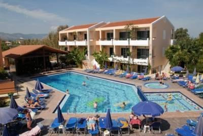 Hotel Oscar Laganas