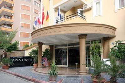 Hotel Kleopatra Ada Alanya