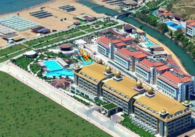 Hotel Aydinbey Kings Palace Lara