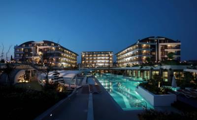 Hotel Sensimar Side Side