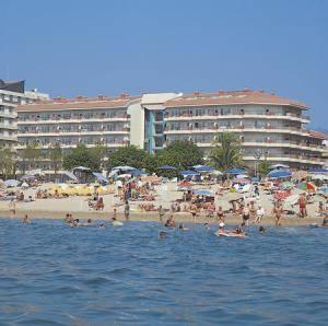 Hotel Promenade Pinada De Mar