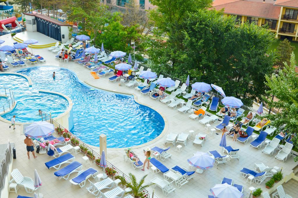 Hotel Park Hotel Golden Beach Nisipurile De Aur