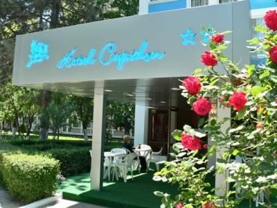 Hotel Cupidon Eforie Nord