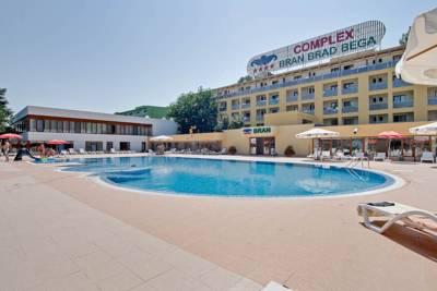 Hotel Bran Brad Bega Eforie Nord