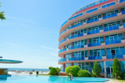 Hotel Sirius Beach Constantin Si Elena