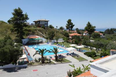 Hotel Halkidiki Palace Polichrono